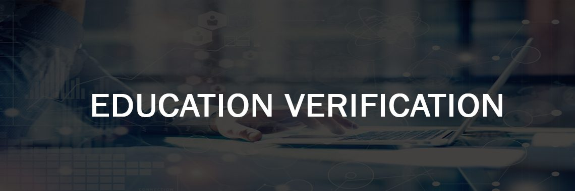education Background Verification